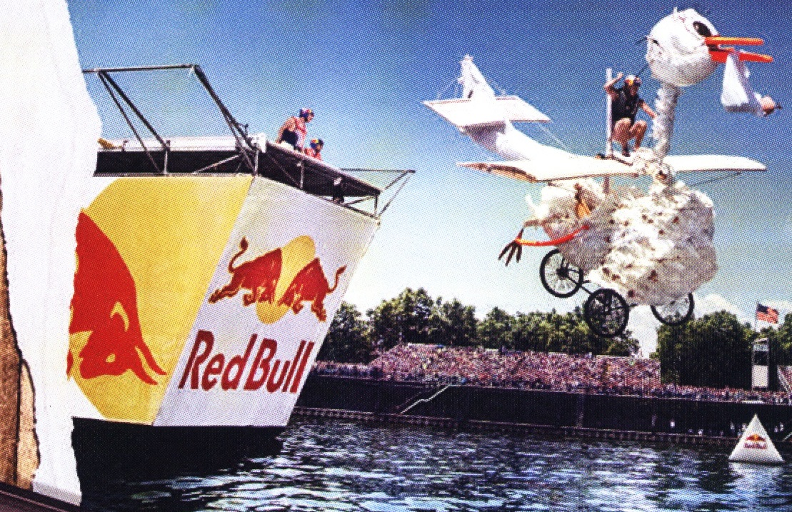 Picture of How to Take Part in Red Bull Flugtag
