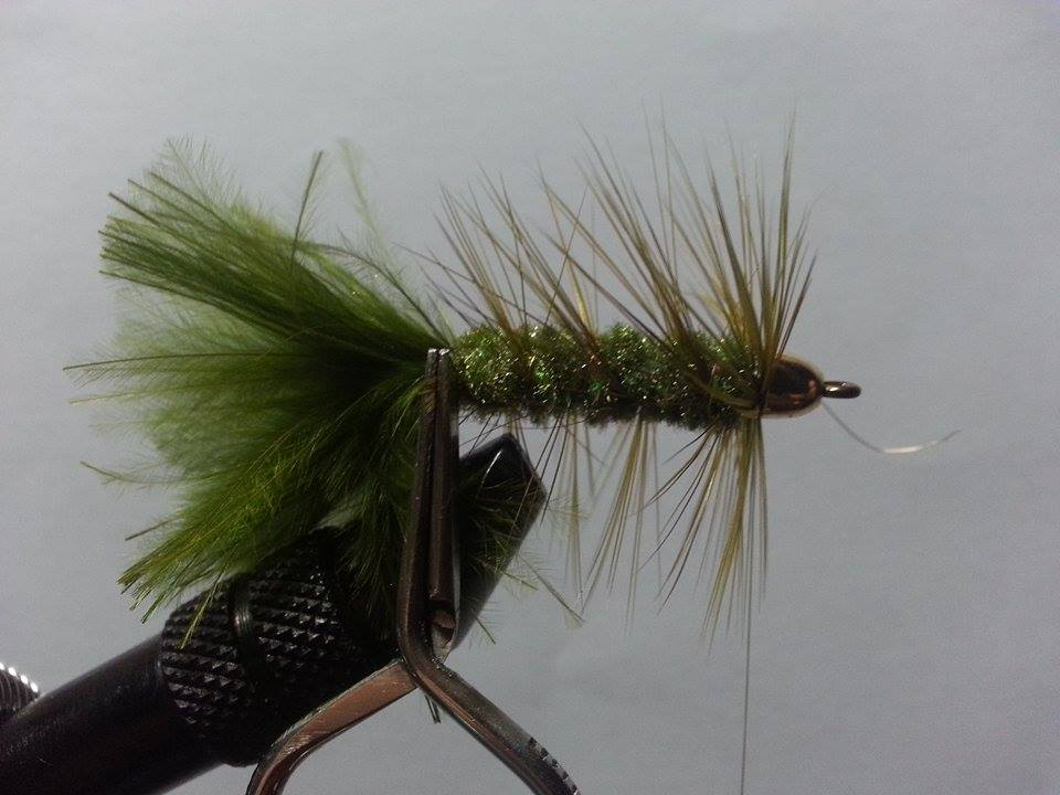 Picture of Wrapping the Hackle