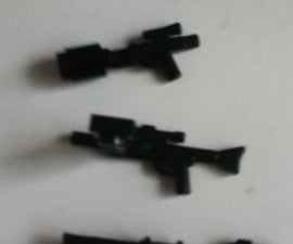 Lego Weapon Modifications