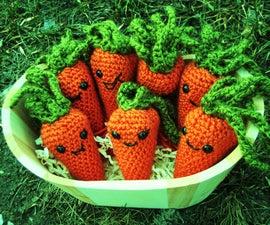 Happy Carrot