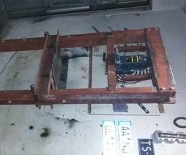 Hydraulic press 20-tons