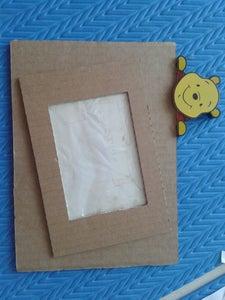 3R Photo Frame Step 4: Finishing