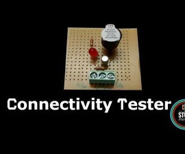 How to Make a Connectivity or Continuity Tester With Light & Buzzer Indication