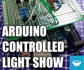Arduino Based Light Show