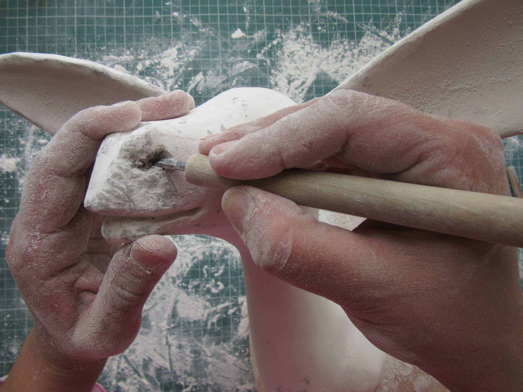 Picture of Plaster and Sand It