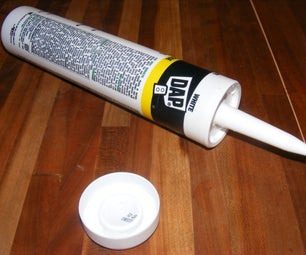 Recycle Caulk Tubes for Re-use
