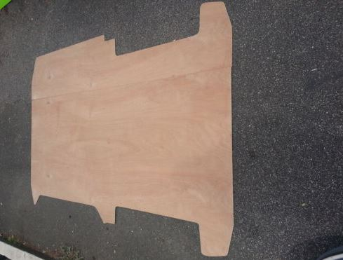 Picture of Cheated With the Floor and Bought It From Ebay.