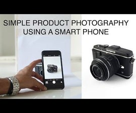 Shooting Simple Product Photos with Printer Paper, A Smartphone  and a Window