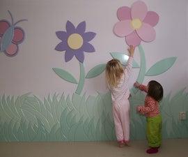 Kids Room Wall Decoration