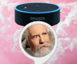 Alexa Skill: Read the Latest Tweet (in This Case, God's)