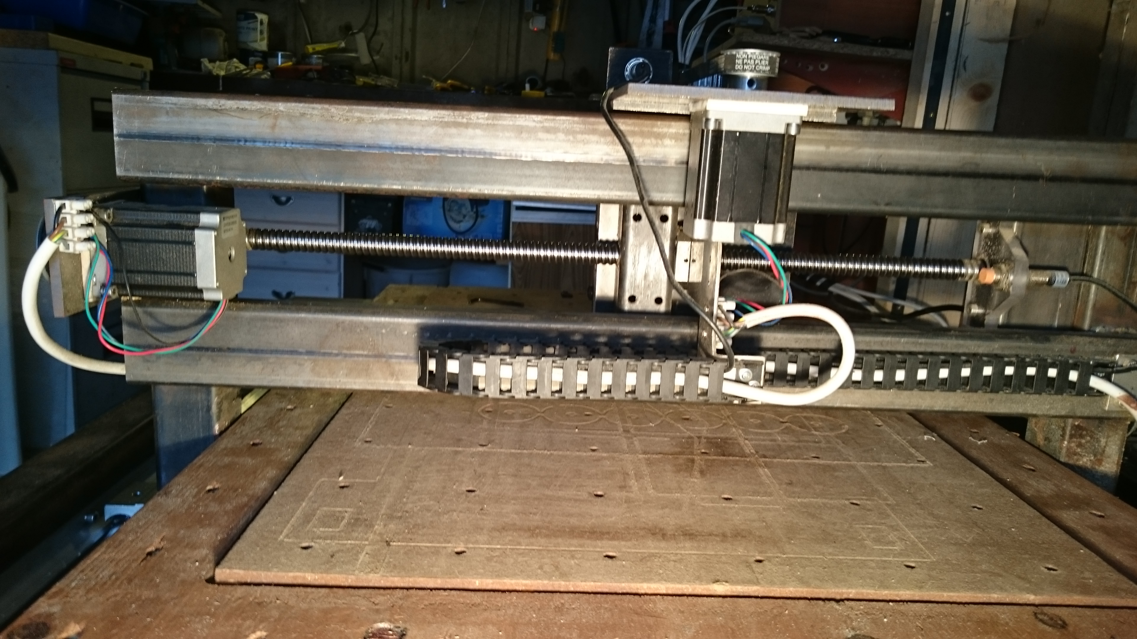 Picture of The Z Axis