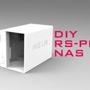 A Raspberry Pi NAS That Really Look Like a NAS