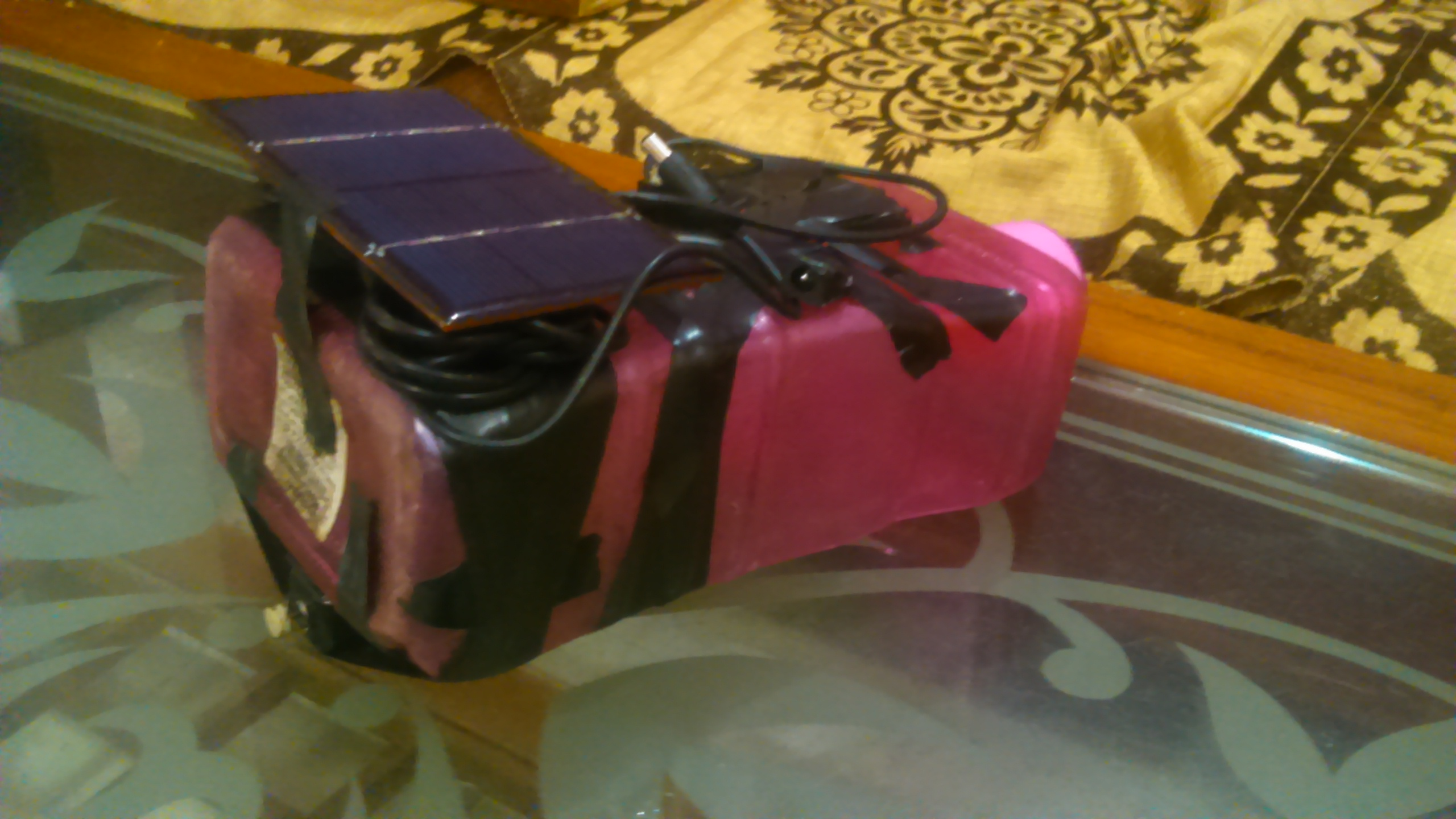 Picture of SOLAR BOAT VERSION 2.0 LESS THAN $1