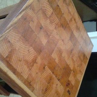 End Grain Cutting Board / Butcher Block