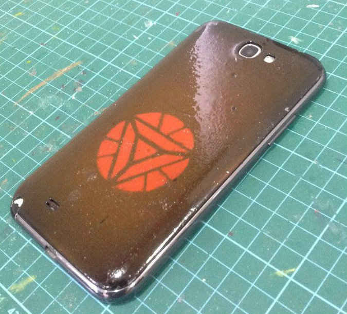 Picture of 5$ DIY Phone Cover/case