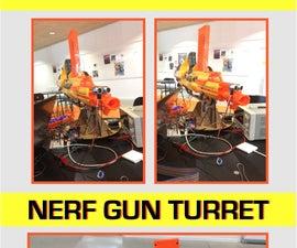 UCL - Embedded - NerfGunTurret
