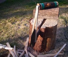 axe kindling splitter