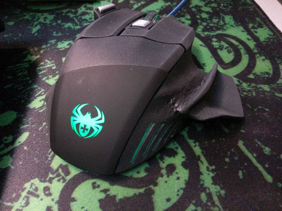 Picture of Custom Gaming Mouse