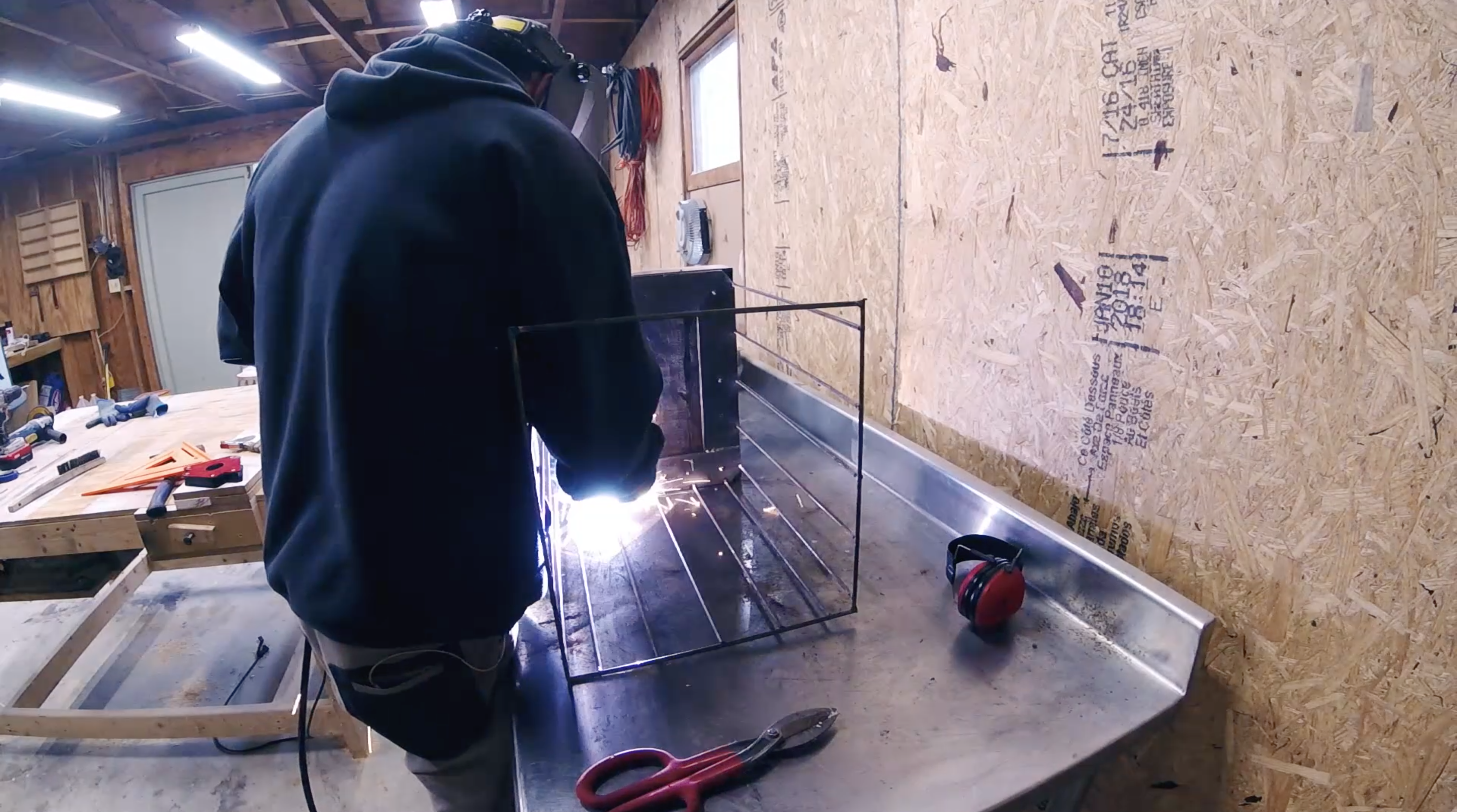 Picture of Finish the Cage Table