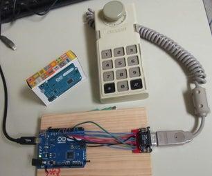 Classic Joystick to USB Adaptor