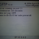 Connecting and Transferring files from your DS via FTP.