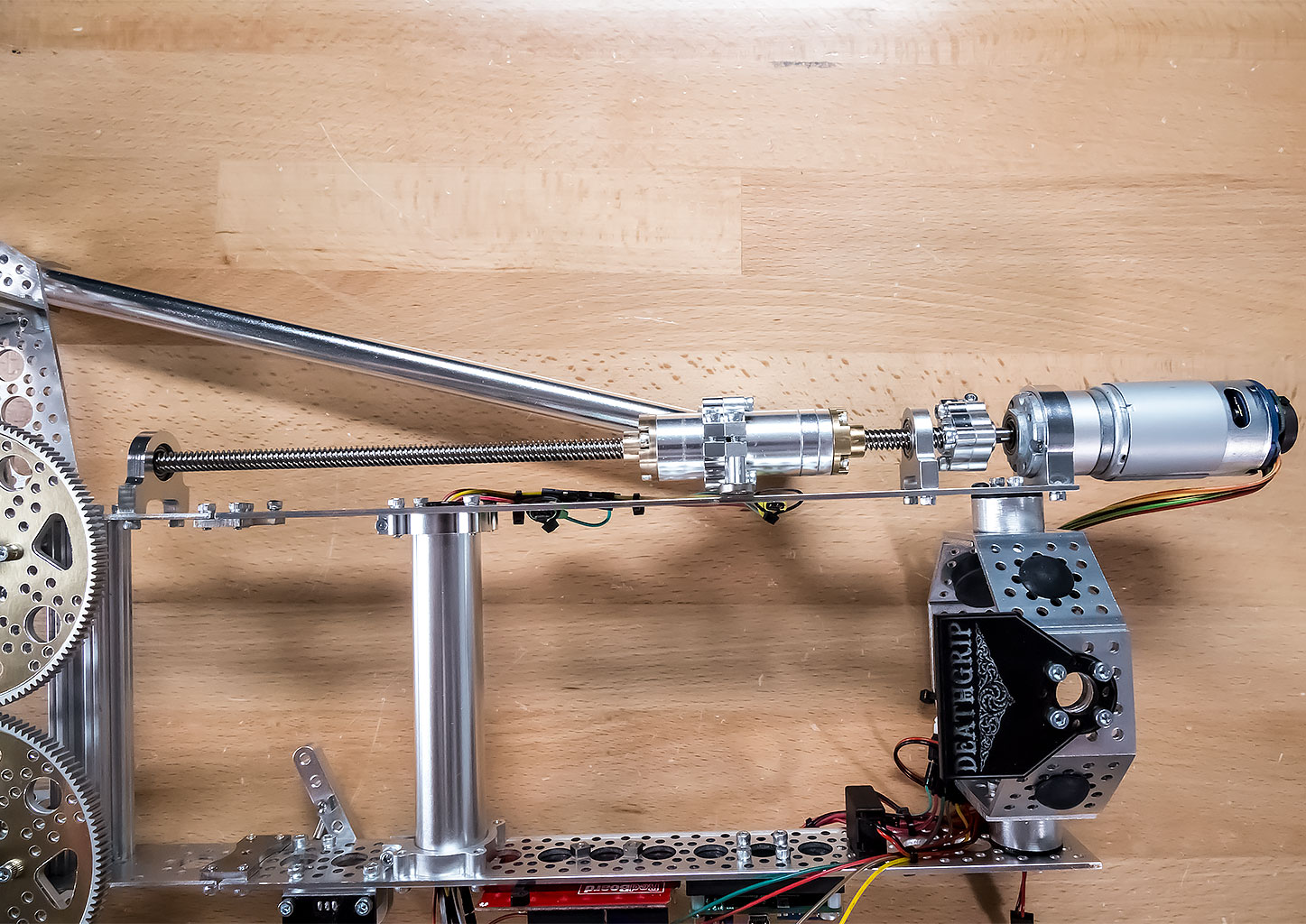 Picture of The Linear Actuator