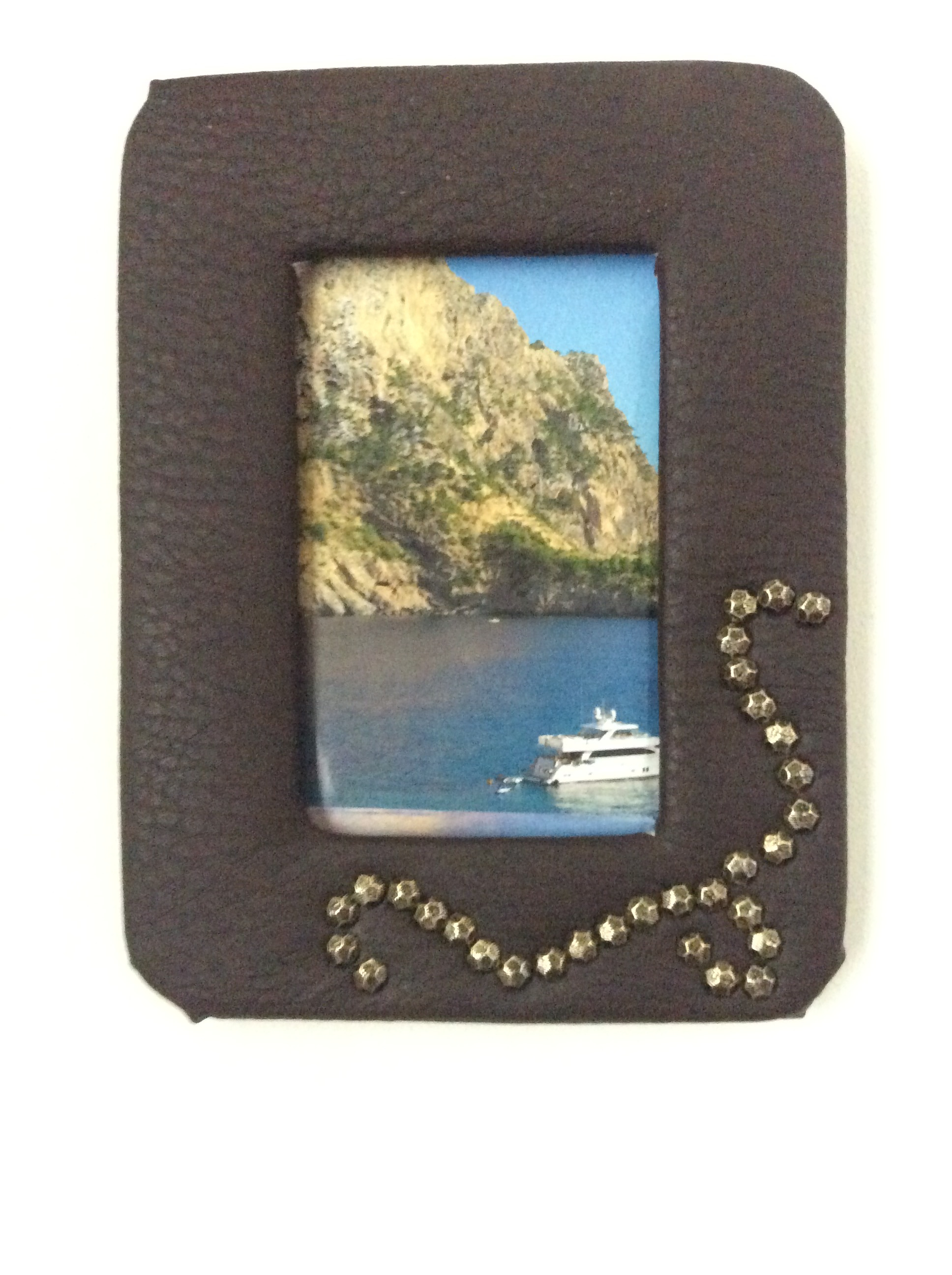 Picture of Upholstered Picture Frame