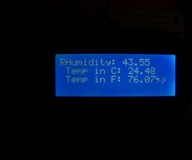 The Arduino Weather Station / Thermostat