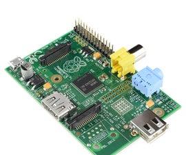 Raspberry Pi: Airplay Reciever