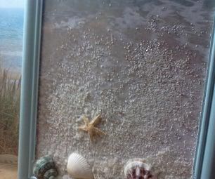 Beach Treasures Framed Art