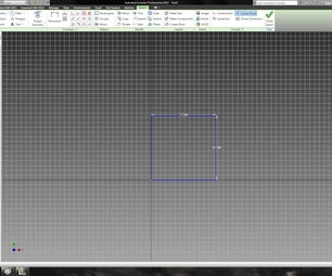 CAD a Baffle Box for Noise Reduction in Inventor