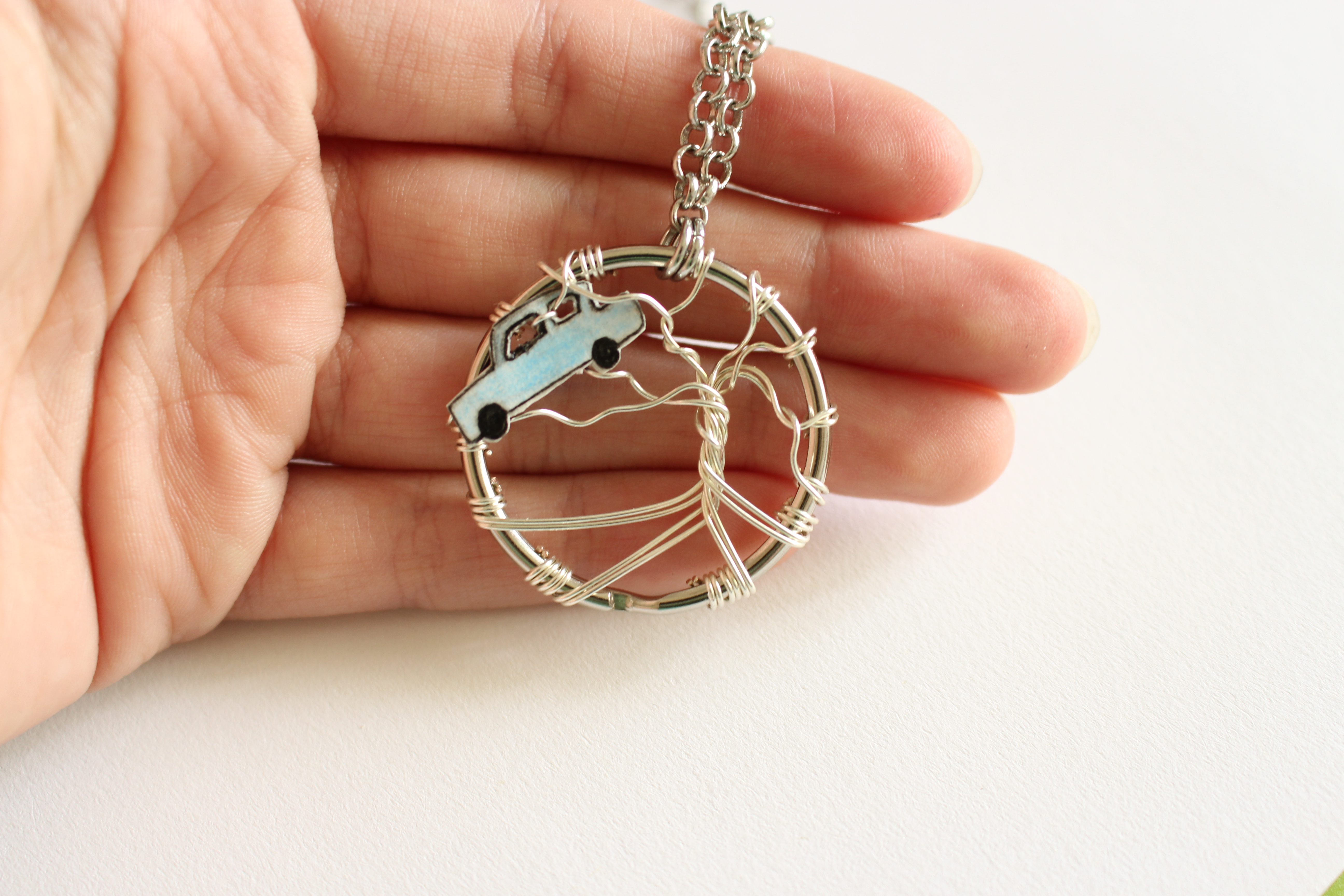 Picture of Whomping Willow Pendant