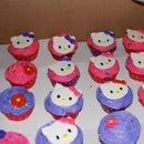 Fondant Hello Kitty Cake Toppers
