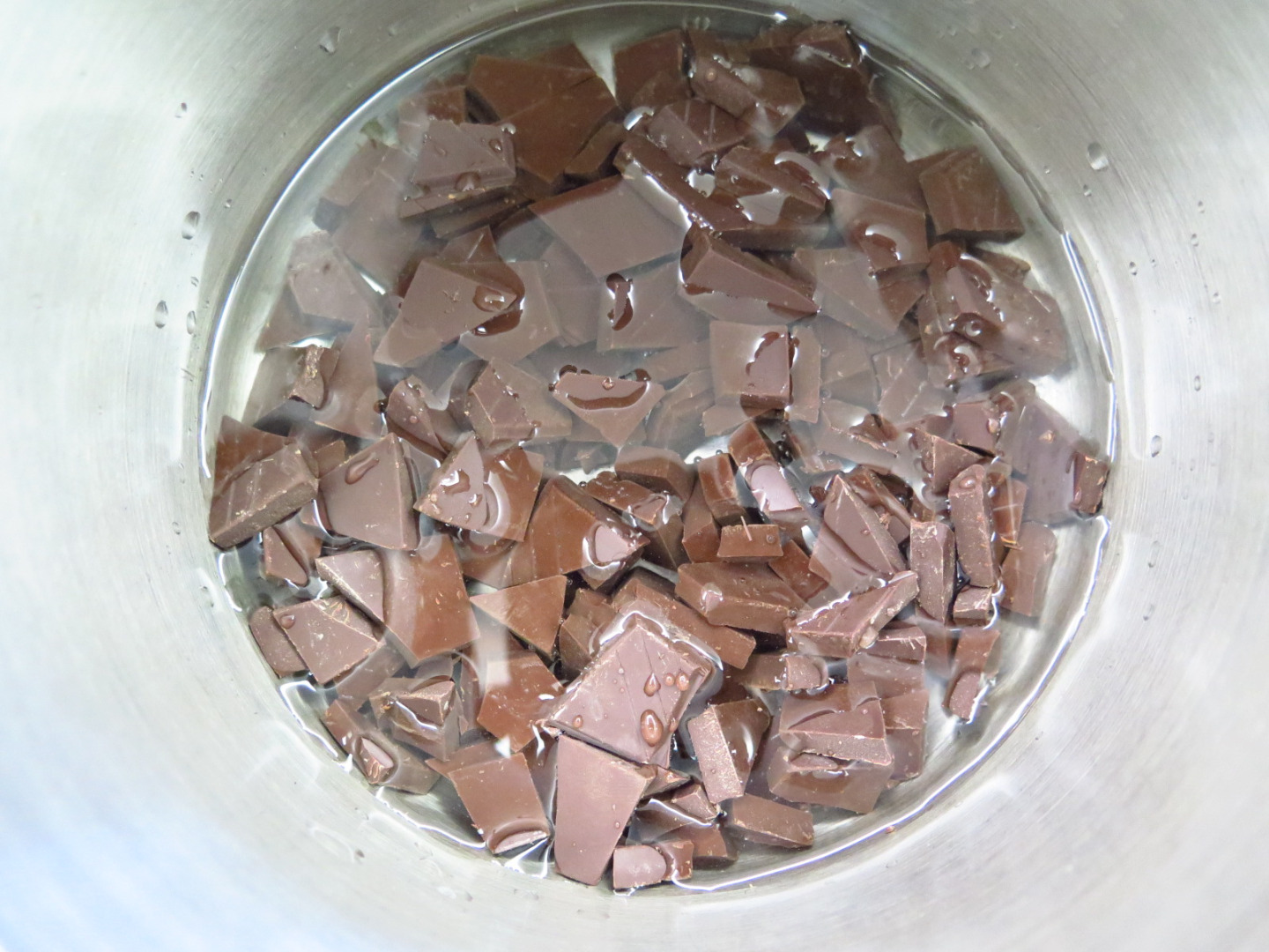 Picture of Mix Chocolate and Water