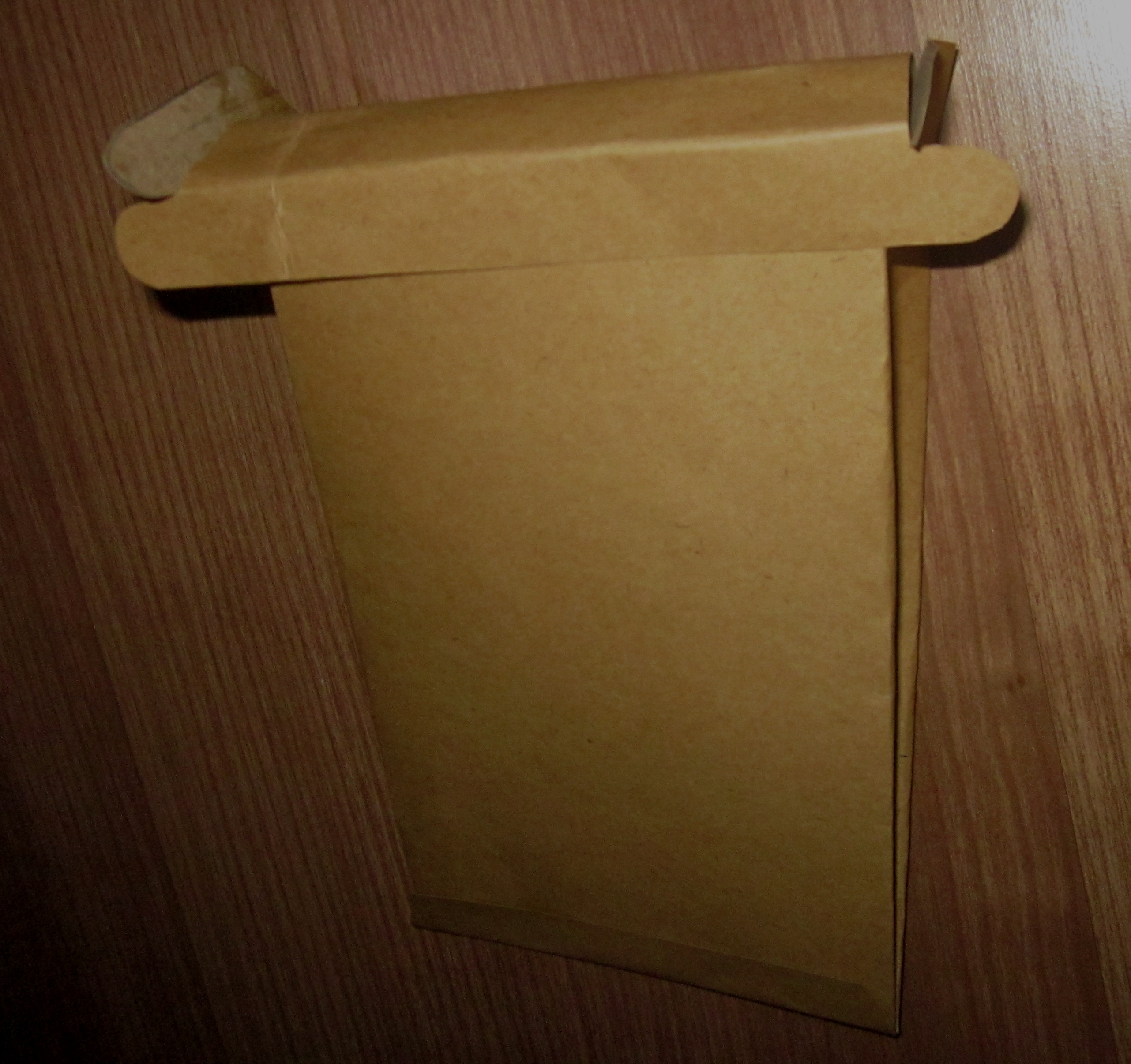 Picture of Fold the Top Like the Picture.