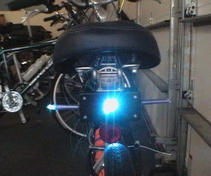 Bike Light and Turn Signals