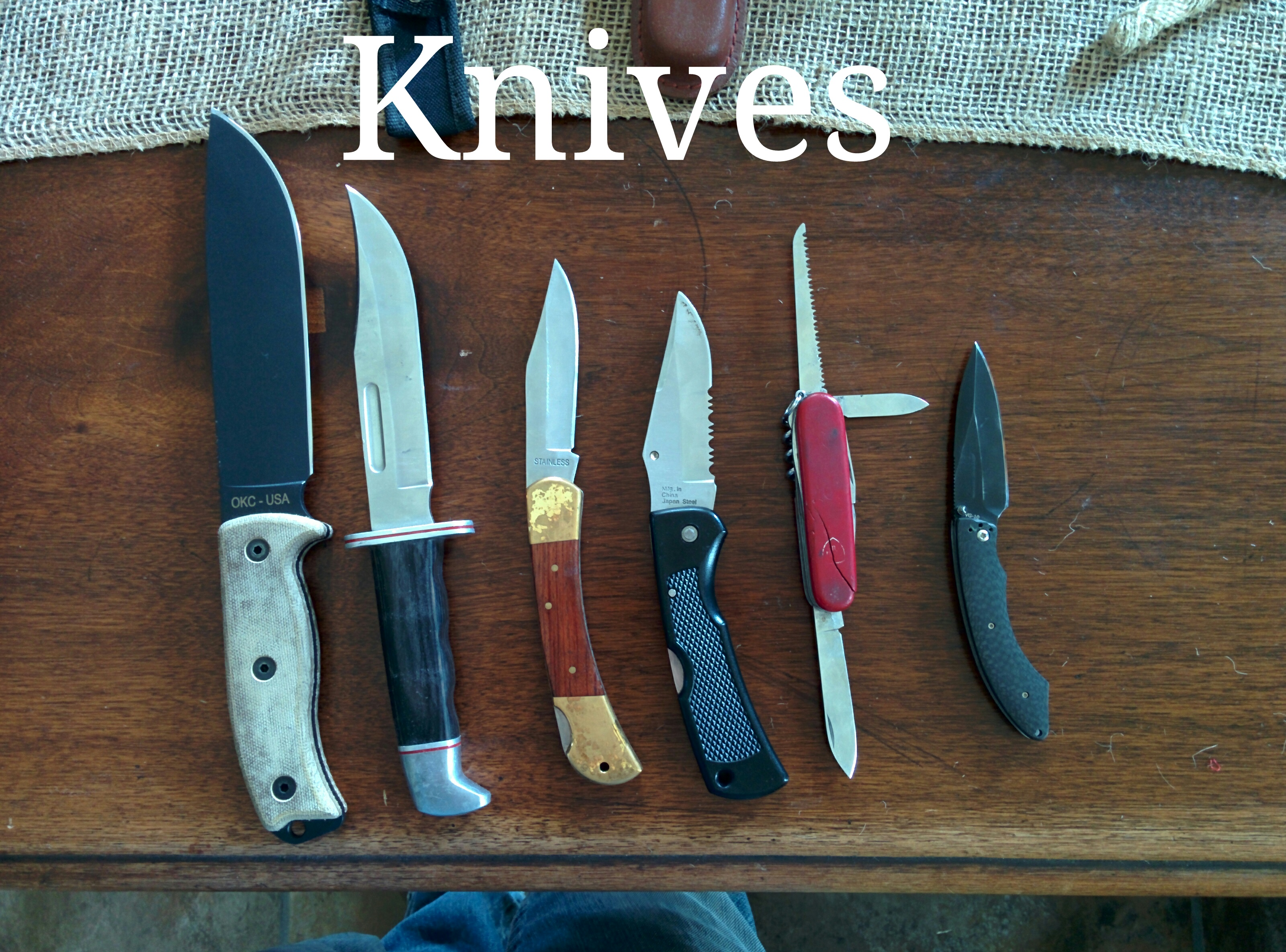 Picture of Knife(s)