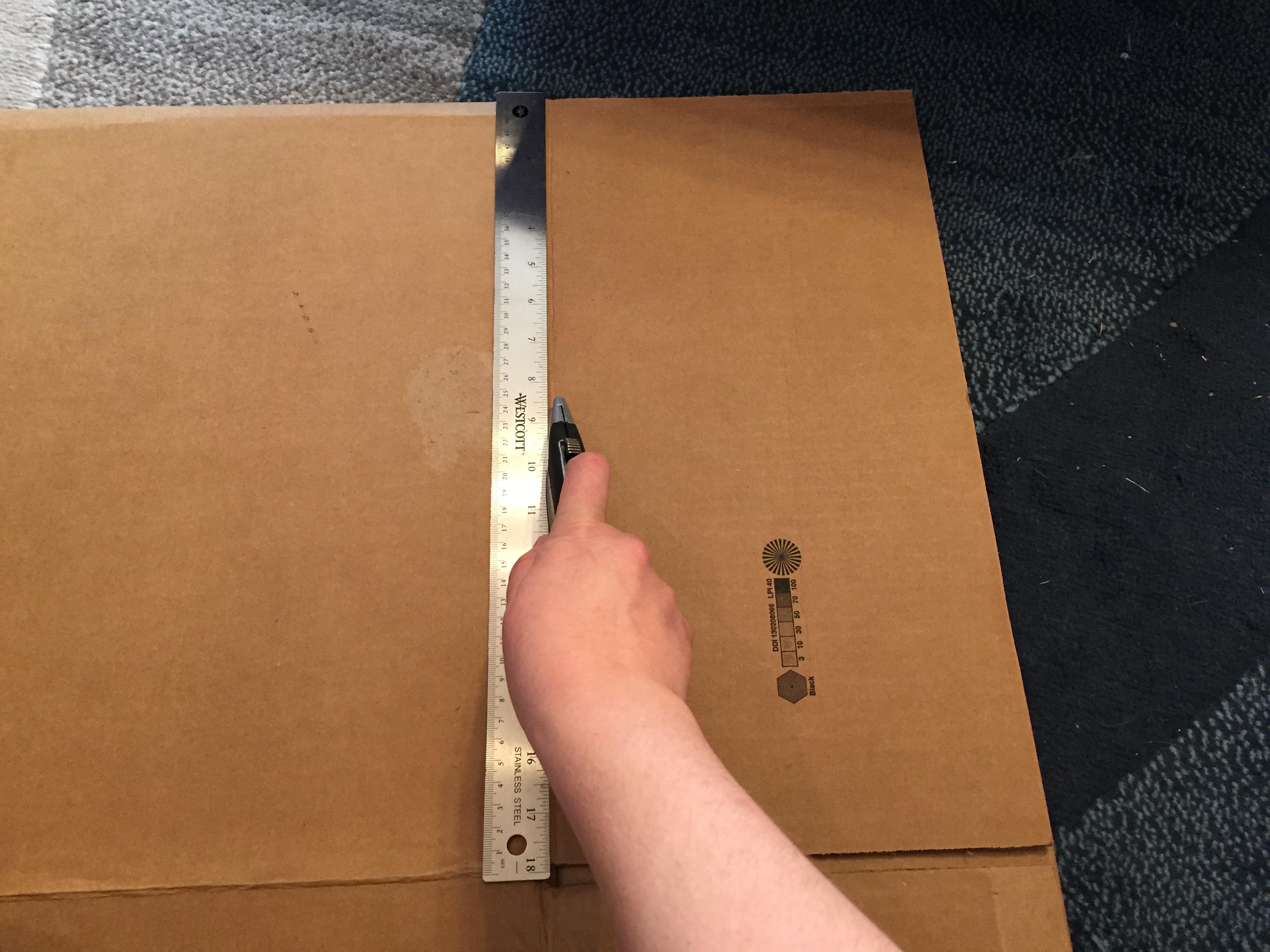 Picture of Remove Box Flaps