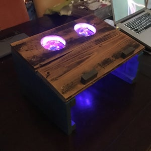 MacBook Stand With Coolers