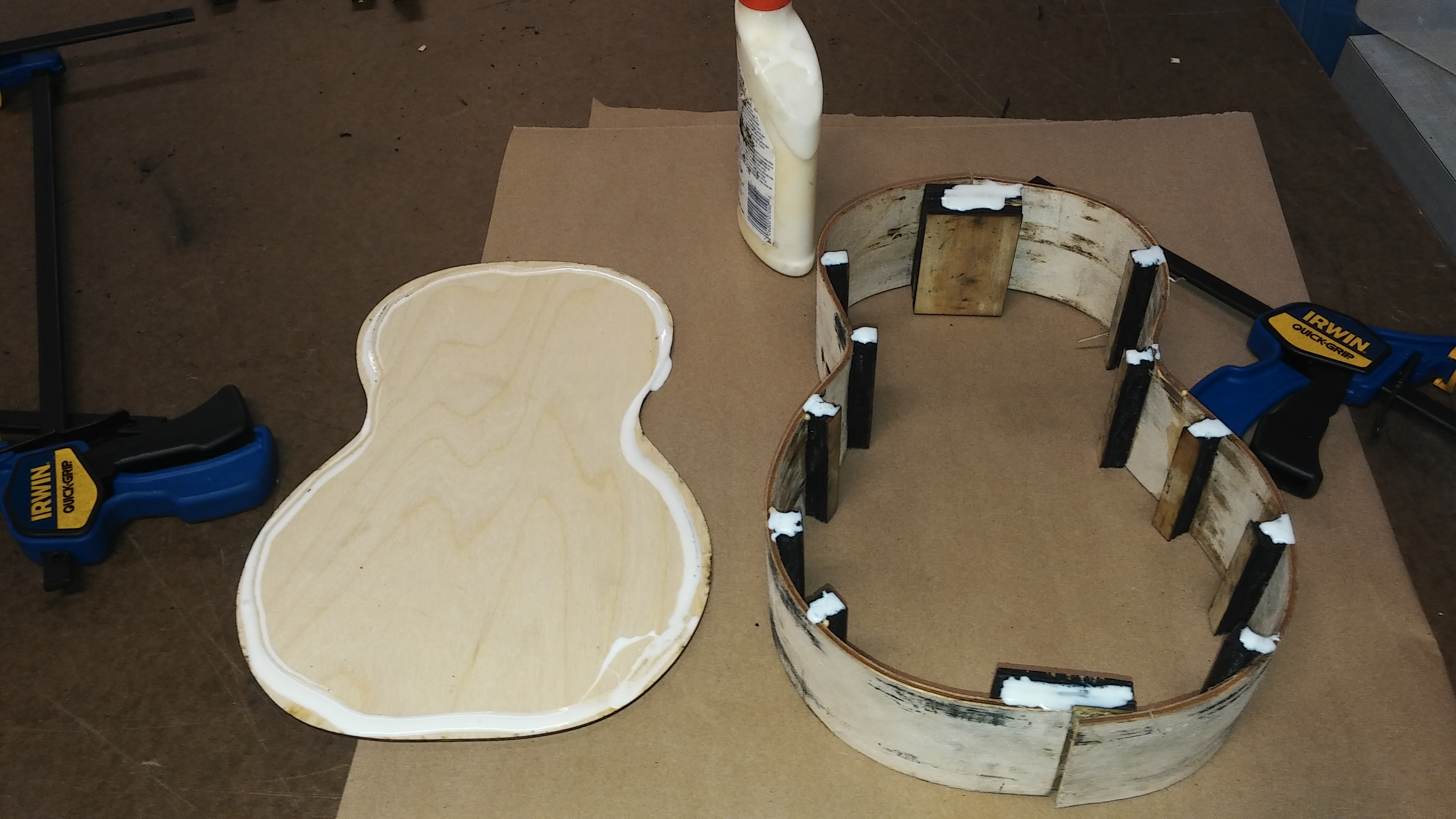 Picture of Add Top and Back Faces