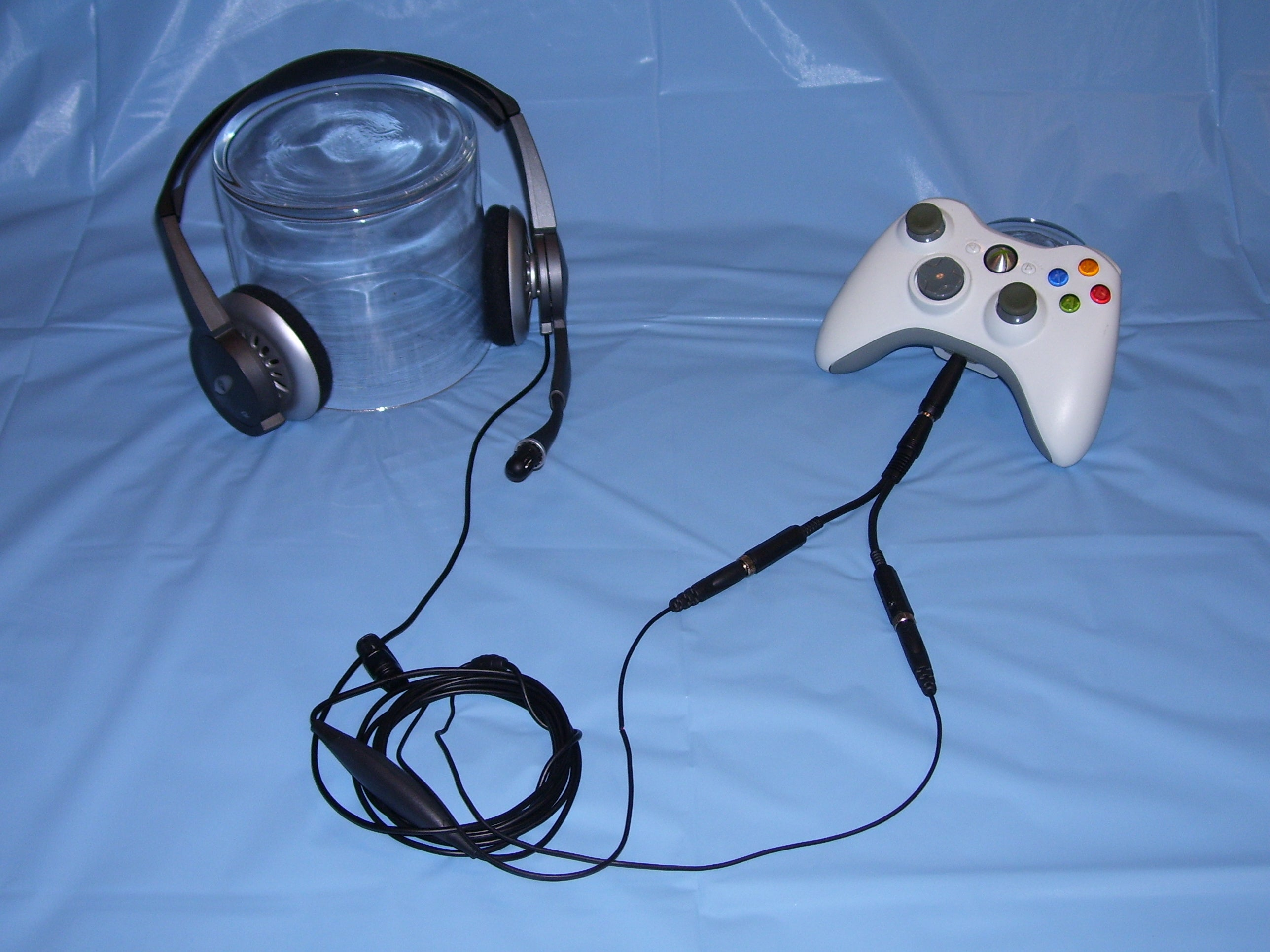 Make A Pc Gaming Headset To Xbox 360 Adapter 7 Steps Instructables