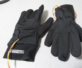 Heated Glove Liners Ver. 2