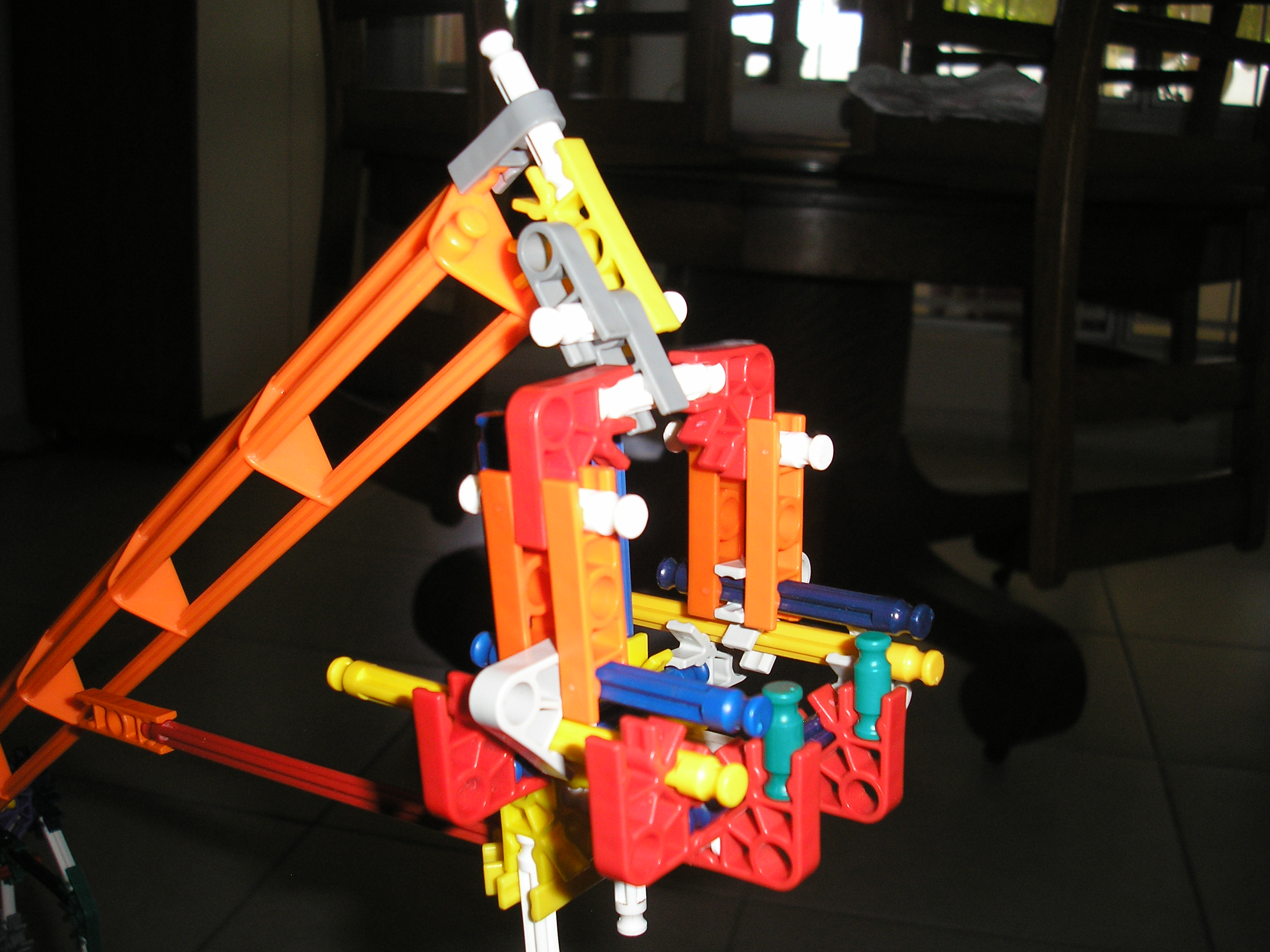 Picture of New Ball Machine Element, the Ball Hopper (test)