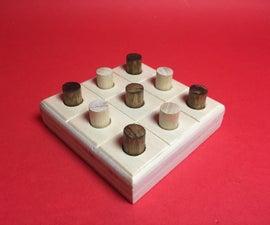 Portable TicTacToe Game