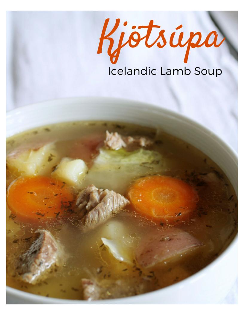 Picture of Kjötsúpa (Icelandic Lamb Soup)