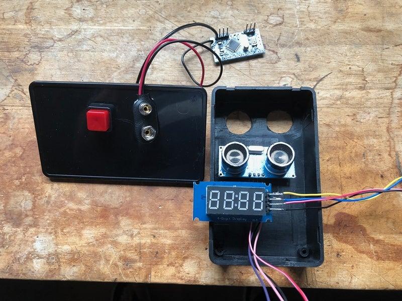 Hobby Components UK Ultrasonic Module HC-SR04 Distance Sensor SAVER PACKS
