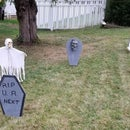Lawn Tombstone