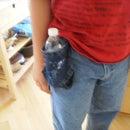 Belt-based Water Bottle Holder