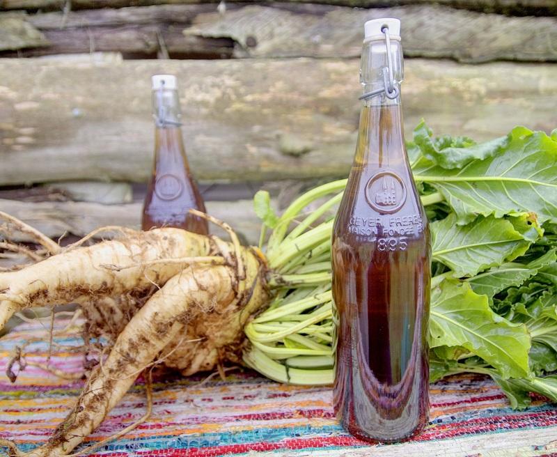 Picture of Mangel Wurzel Ale ~ Sugar Beet Root Beer