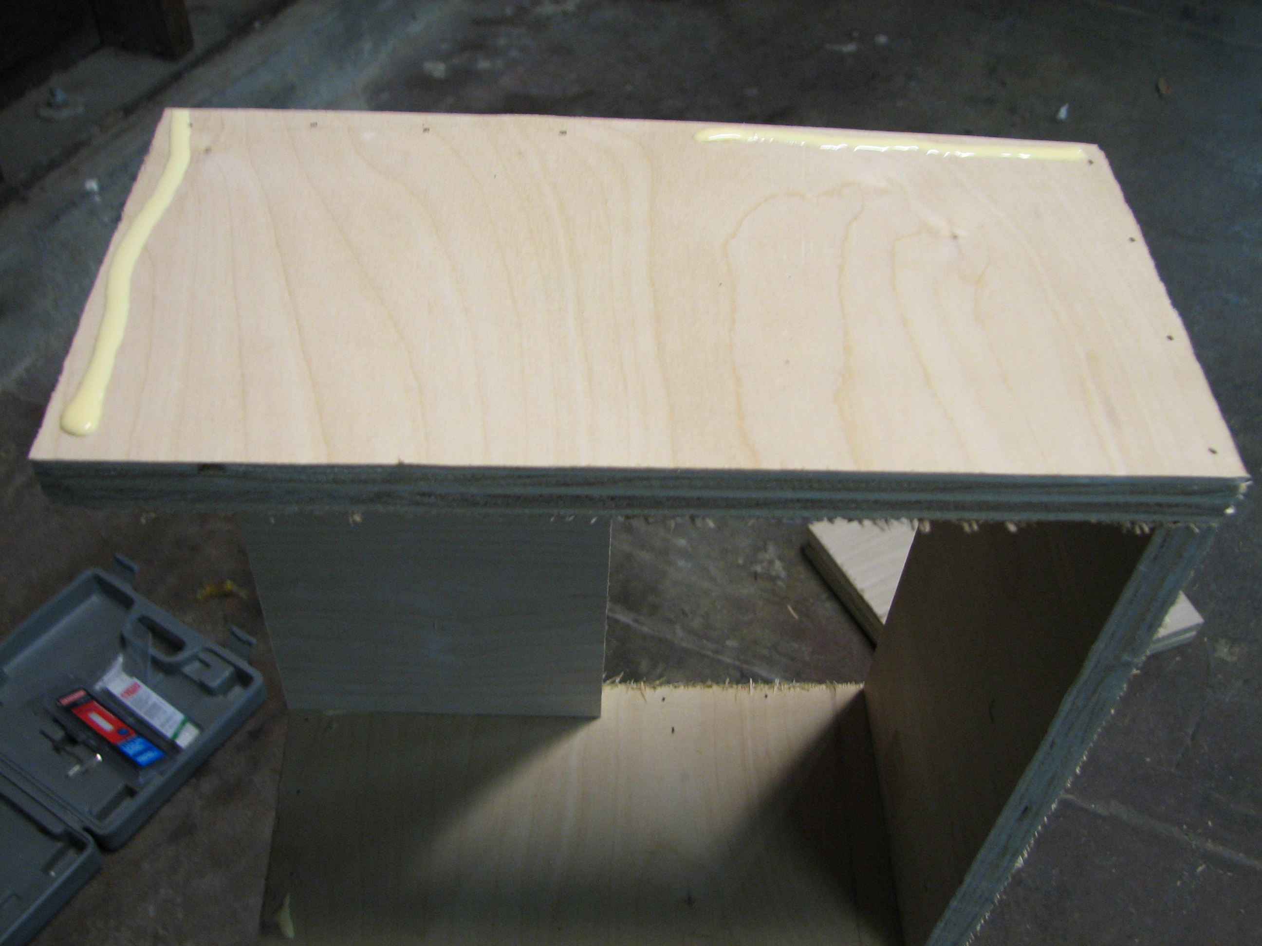 Picture of Assembly: Layer 2